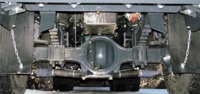 Подвеска ТОНАРа 7502