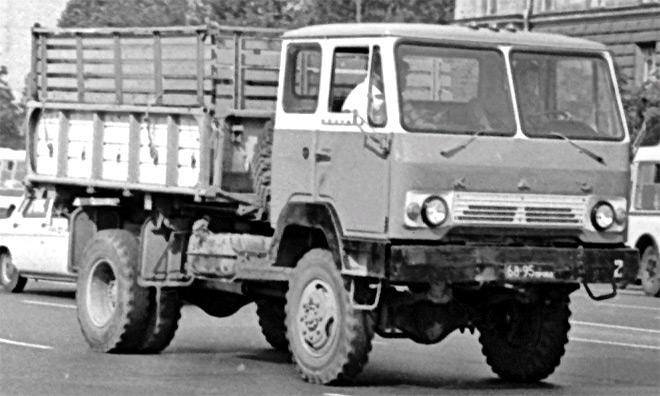 Бортовой КАЗ 608