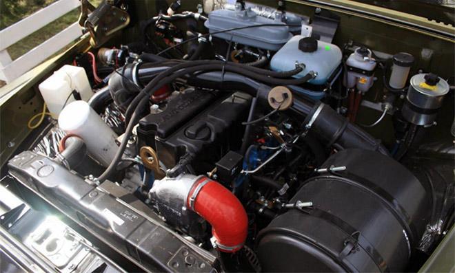 Мотор газ 3308